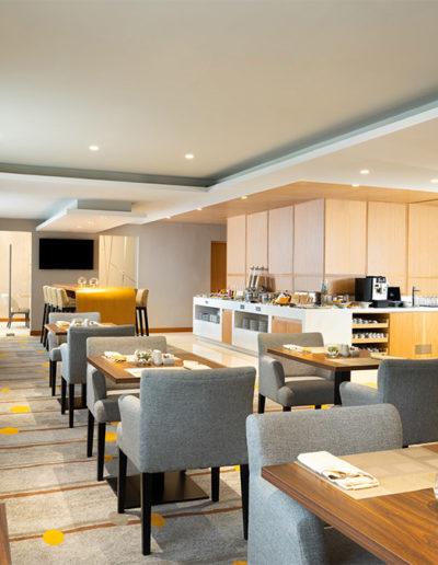 Executive Lounge - Holiday Inn & Suite Jakarta Gajah Mada