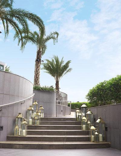 Pool Area - Holiday Inn & Suite Jakarta Gajah Mada