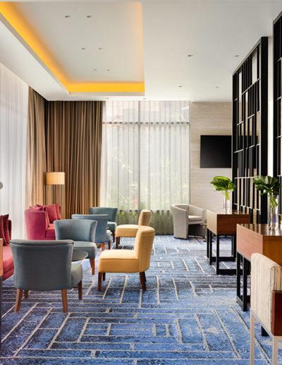 Duta Lounge - Holiday Inn & Suite Jakarta Gajah Mada