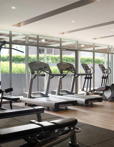 Fitness Center - Holiday Inn & Suite Jakarta Gajah Mada