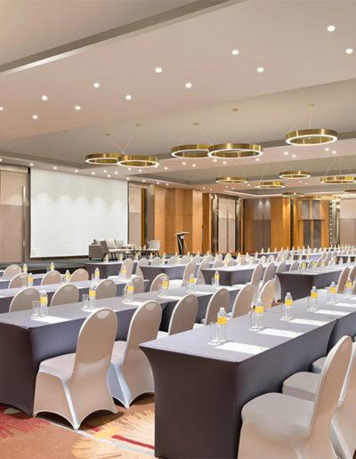 Harmony Grand Ballroom - Holiday Inn & Suite Jakarta Gajah Mada