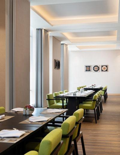 Private Dining Room - Holiday Inn & Suite Jakarta Gajah Mada