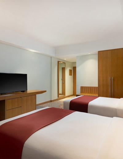 Standard Room - Holiday Inn & Suite Jakarta Gajah Mada