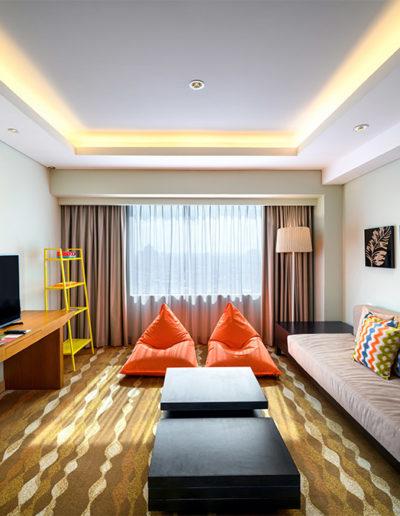 Family Suites - Holiday Inn & Suite Jakarta Gajah Mada