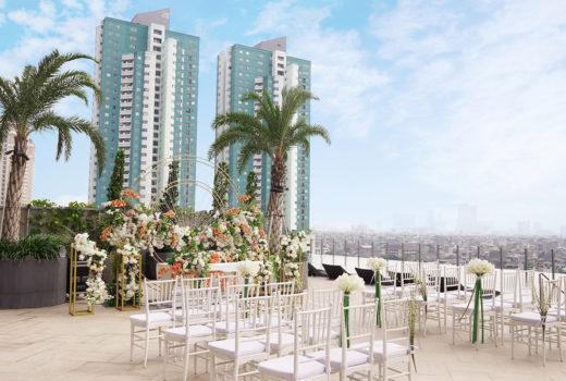 Paket Pernikahan terbaik di Jakarta di Era New Normal